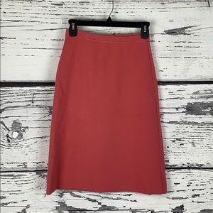 TSE Casual Cashmere Skirt - Size Small